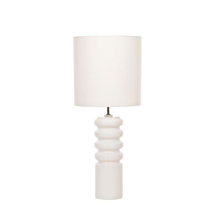 Contour white настольный светильник