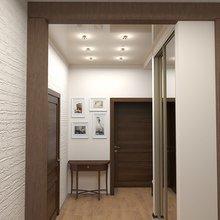 Фото из портфолио Интерьер 1го этажа загородного дома  – фотографии дизайна интерьеров на InMyRoom.ru