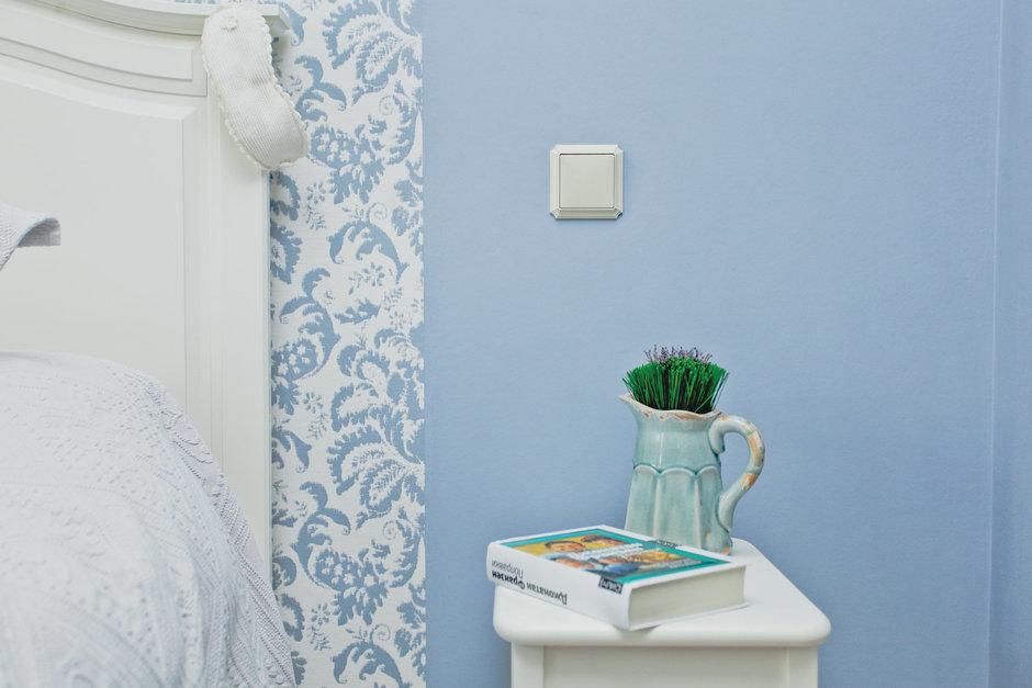Фотография: Спальня в стиле Прованс и Кантри, Скандинавский, Квартира, Дома и квартиры, IKEA – фото на InMyRoom.ru