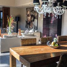 Фотография: Гостиная в стиле Восточный, Эклектика, Дом, Дома и квартиры, Городские места, Бали – фото на InMyRoom.ru