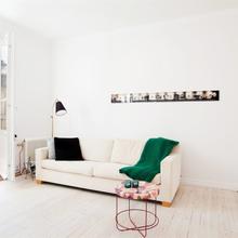Фотография: Гостиная в стиле Скандинавский, Лофт, Малогабаритная квартира, Квартира, Дома и квартиры – фото на InMyRoom.ru