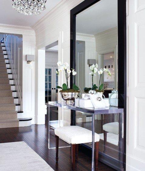 Фотография: Прихожая в стиле Скандинавский, Декор интерьера, Малогабаритная квартира, Квартира, Дома и квартиры – фото на InMyRoom.ru