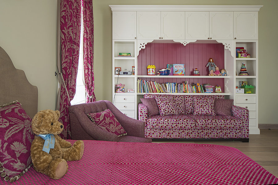 Фотография: Детская в стиле Прованс и Кантри, Квартира, Дома и квартиры, Проект недели – фото на InMyRoom.ru