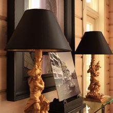 Фотография: Мебель и свет в стиле Классический, Современный, Эклектика, Дом, Дома и квартиры, Москва – фото на InMyRoom.ru
