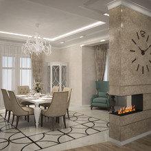 Фото из портфолио Дизайн кухни-гостиной – фотографии дизайна интерьеров на INMYROOM