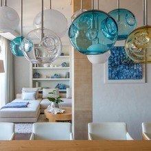 Фото из портфолио  Пентхаус с морской тематикой в Москве от Faber Group – фотографии дизайна интерьеров на InMyRoom.ru