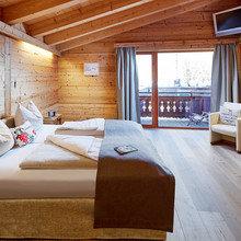 Фото из портфолио  Искусство и горы в отеле Hinterhag – фотографии дизайна интерьеров на INMYROOM