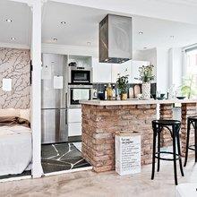 Фото из портфолио Alfhemsgatan 6, Linnéstaden  – фотографии дизайна интерьеров на InMyRoom.ru