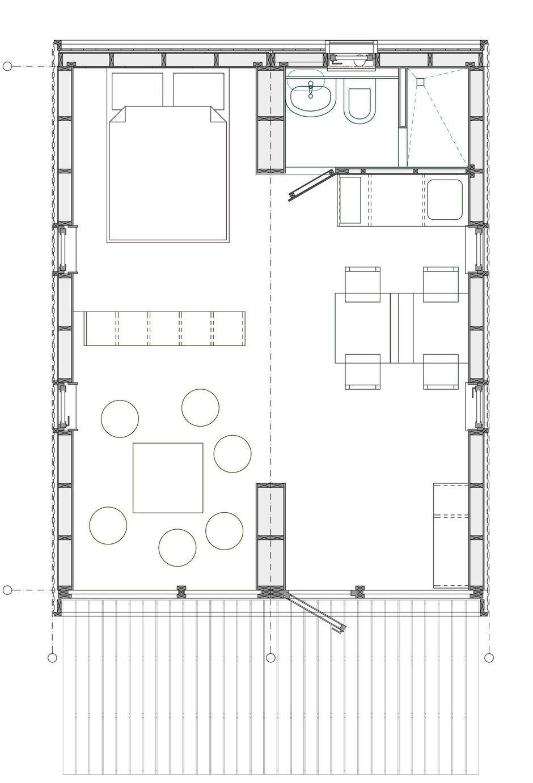 Фотография: Планировки в стиле , Дом, Дома и квартиры, IKEA, Дача – фото на InMyRoom.ru