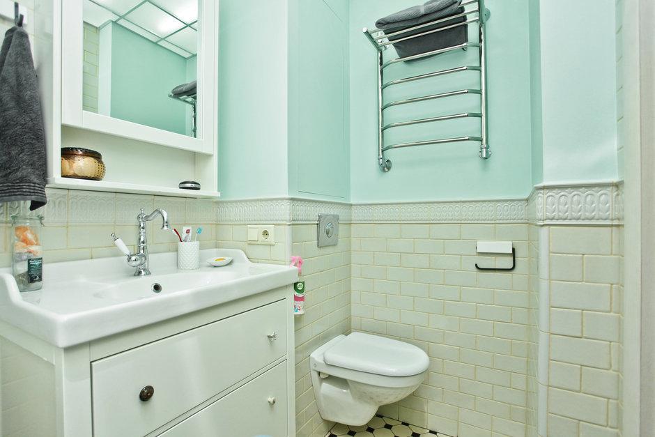 Фотография: Ванная в стиле Современный, Декор интерьера, Квартира, Дом, Дома и квартиры, Ремонт – фото на InMyRoom.ru