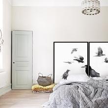 Фото из портфолио Экзотическая смесь Скандинавии, Африки, Франции и Азии – фотографии дизайна интерьеров на InMyRoom.ru
