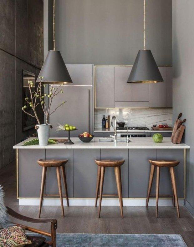Фотография: Кухня и столовая в стиле Лофт, Мебель и свет, Советы, Руслан Кирничанский – фото на InMyRoom.ru