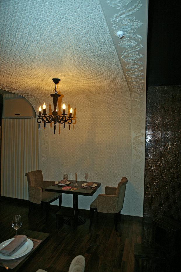 Фото из портфолио Декорирование Lincrusta – фотографии дизайна интерьеров на INMYROOM