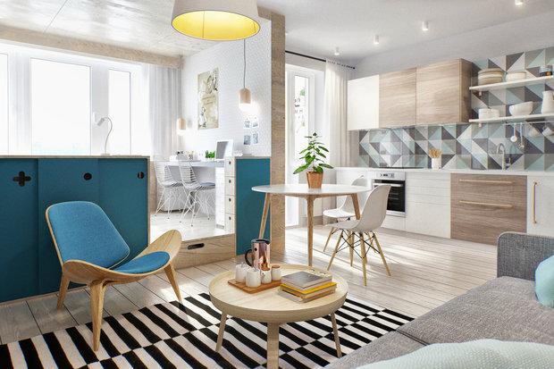 помогите распланировать квартиру