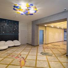 """Фото из портфолио ЖК """"Лотос""""  холл – фотографии дизайна интерьеров на INMYROOM"""