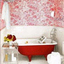 Фотография: Ванная в стиле Кантри, Интерьер комнат, Ванна – фото на InMyRoom.ru