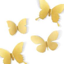Декор для стен mariposa 9 медь