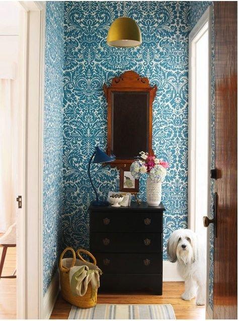 Фотография: Прихожая в стиле Прованс и Кантри, Декор интерьера, Мебель и свет – фото на InMyRoom.ru