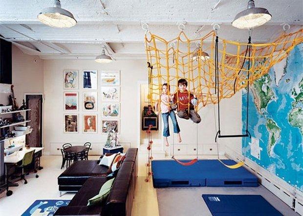Фотография: Прочее в стиле , Детская, Интерьер комнат – фото на InMyRoom.ru