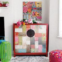 Фотография: Прочее в стиле Кантри, Декор интерьера, DIY, Дизайн интерьера, Цвет в интерьере – фото на InMyRoom.ru