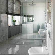 Фотография: Ванная в стиле Лофт, Интерьер комнат, Проект недели – фото на InMyRoom.ru