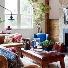 Фотография: Гостиная в стиле Лофт, Восточный, Декор интерьера, Декор дома – фото на InMyRoom.ru