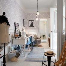 Фото из портфолио Скандинавский стиль- Две интерпретации – фотографии дизайна интерьеров на INMYROOM