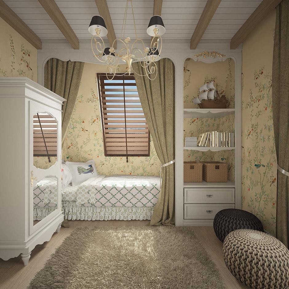 Фотография: Спальня в стиле , Декор интерьера, Дом, Country Corner, Дома и квартиры, Прованс, Проект недели – фото на InMyRoom.ru