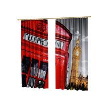 Фотошторы: Лондонские мотивы