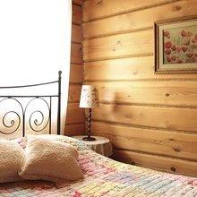 Фотография: Спальня в стиле Кантри, Дом, Дома и квартиры, Дача – фото на InMyRoom.ru