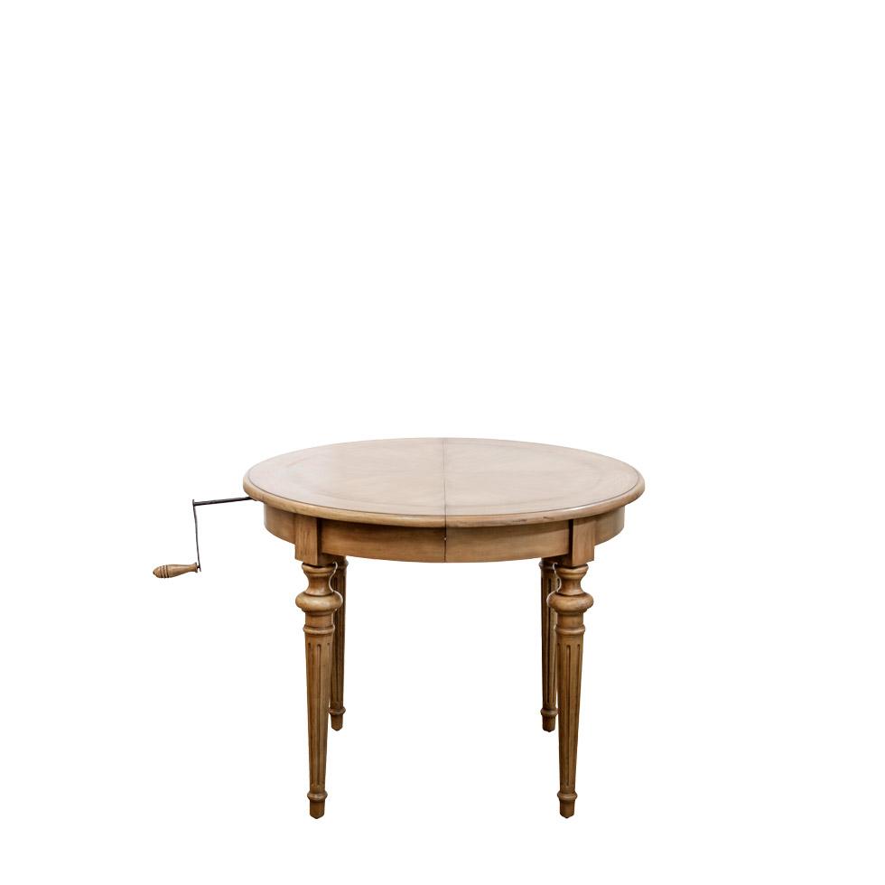 Купить Обеденный раздвижной стол Tenby Table из массива дуба, inmyroom