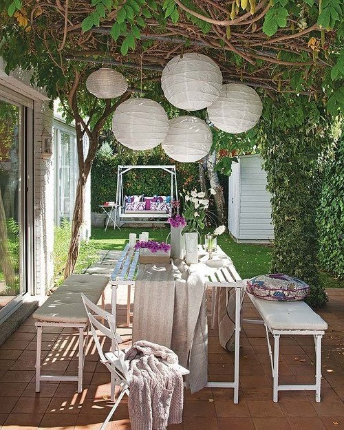 Фотография: Балкон, Терраса в стиле , Декор интерьера, Декор дома, Сад, Кашпо – фото на InMyRoom.ru