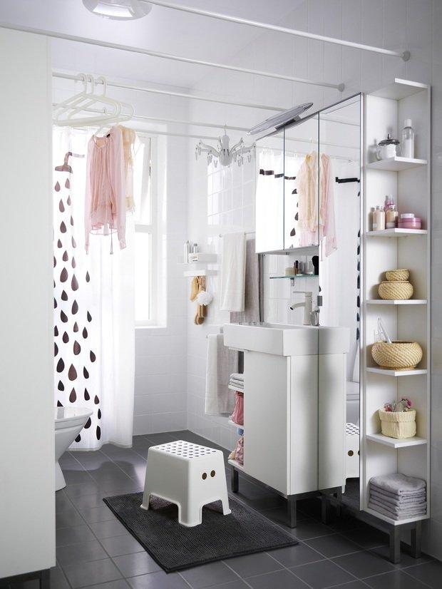 Ванные комнаты икеа дизайн фото