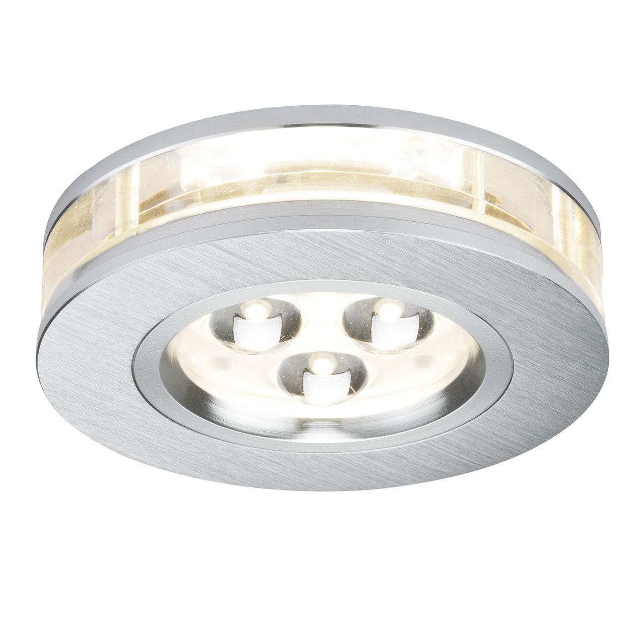 Купить Встраиваемый светодиодный светильник Paulmann Premium Line Liro Led, inmyroom, Германия