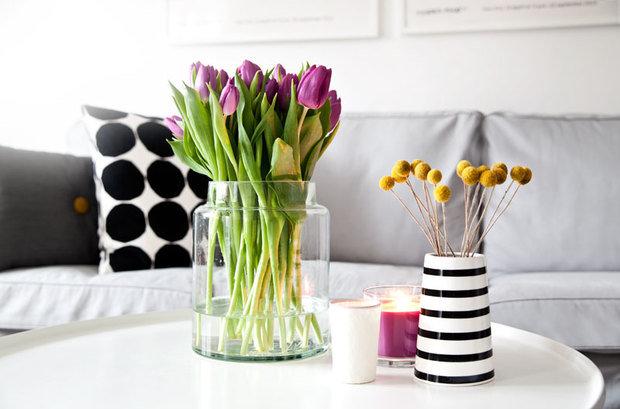 Фотография:  в стиле , Советы, как избавиться от пыли, уборка дома, уборка пыли в квартире – фото на InMyRoom.ru