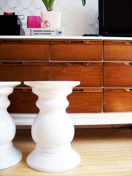 Фотография: Ванная в стиле Скандинавский, Декор интерьера, DIY, Переделка – фото на InMyRoom.ru