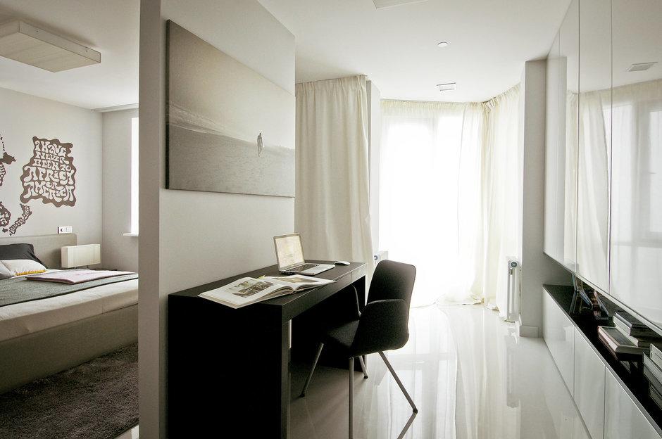 Фотография: Офис в стиле Современный, Квартира, Дома и квартиры, IKEA, Проект недели – фото на InMyRoom.ru