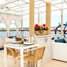 """Фото из портфолио Ресторан """"Акватория"""" – фотографии дизайна интерьеров на InMyRoom.ru"""