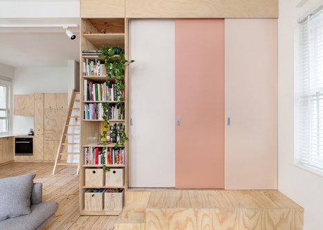 Фотография: Гостиная в стиле Эко, Советы, квартира в Мельбурне – фото на InMyRoom.ru