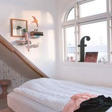Фотография: Спальня в стиле Современный, Квартира, Дома и квартиры, Интерьеры звезд – фото на InMyRoom.ru
