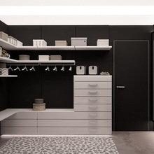 Фото из портфолио Квартира для любителей рок-н-ролла – фотографии дизайна интерьеров на INMYROOM