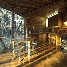Фотография: Кухня и столовая в стиле Эко, Дом, Австралия, Дома и квартиры, Эко – фото на InMyRoom.ru