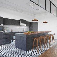 Фото из портфолио Элегантная простота – фотографии дизайна интерьеров на InMyRoom.ru