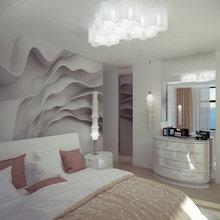 Фото из портфолио Уютная легкость – фотографии дизайна интерьеров на INMYROOM