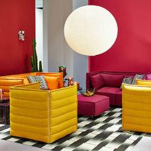 Фотография: Гостиная в стиле Современный, Декор интерьера, Дизайн интерьера, Цвет в интерьере, Maison & Objet – фото на InMyRoom.ru