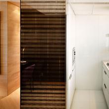 Фотография: Кухня и столовая в стиле Современный, Малогабаритная квартира, Квартира, Дома и квартиры, Квартиры – фото на InMyRoom.ru