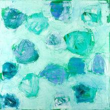 Картина (репродукция, постер): Green house - Кики Слотер
