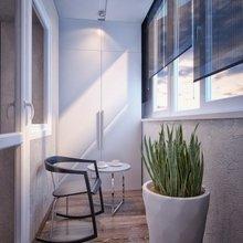 Фото из портфолио балкон – фотографии дизайна интерьеров на INMYROOM