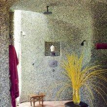 Фотография: Ванная в стиле Кантри, Современный, Дома и квартиры, Интерьеры звезд – фото на InMyRoom.ru