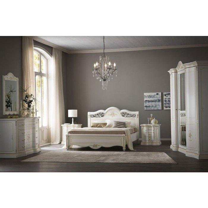Итальянская спальня VIVALDI avorio со склада в Москве